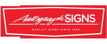 Autograph Signs